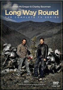 Long Way Round DVD